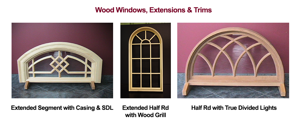 Millcraft Wood Windows, Extensions and Trims