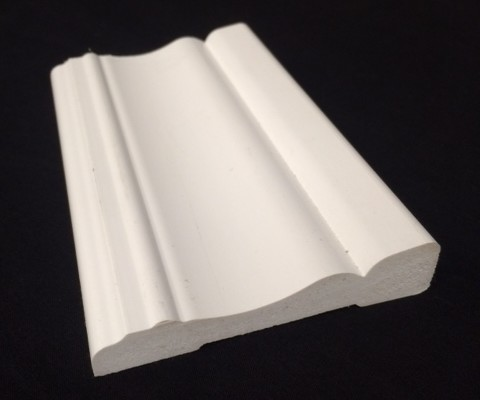 White Composite Casing
