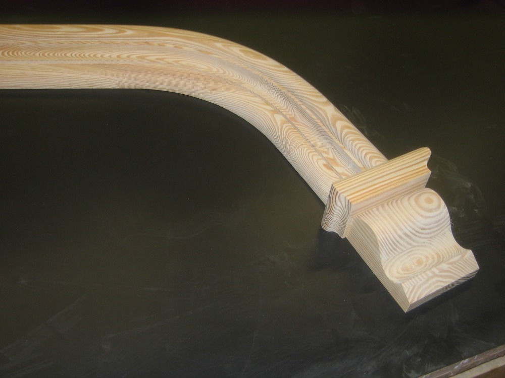 Curved Corbels