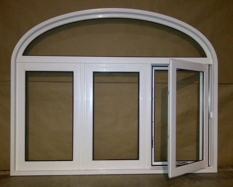 Elliptical & 3-Lite Casement Windows
