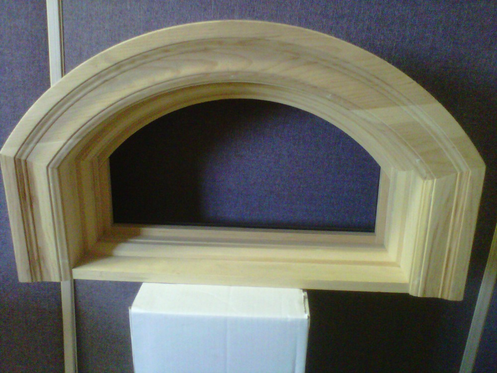 Interior Wood Casing