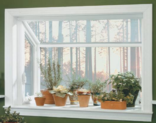 Millcraft Radiance 1200 Garden Window Interior