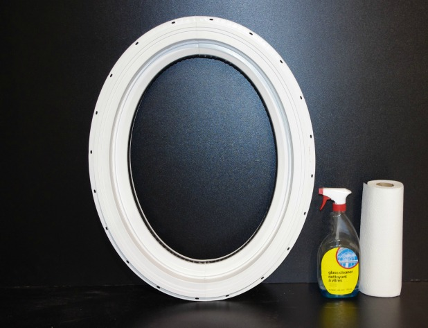 Small Radii Oval Window