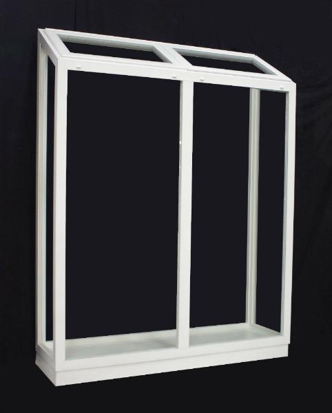 Tall Double Vent Radiance 1000 Series Garden Window