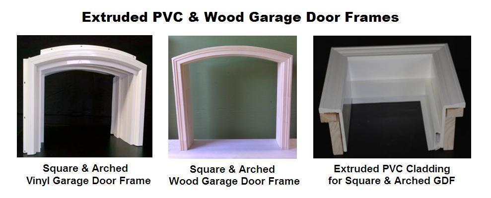 Arched Garage Door Frame - Garage Door Ideas